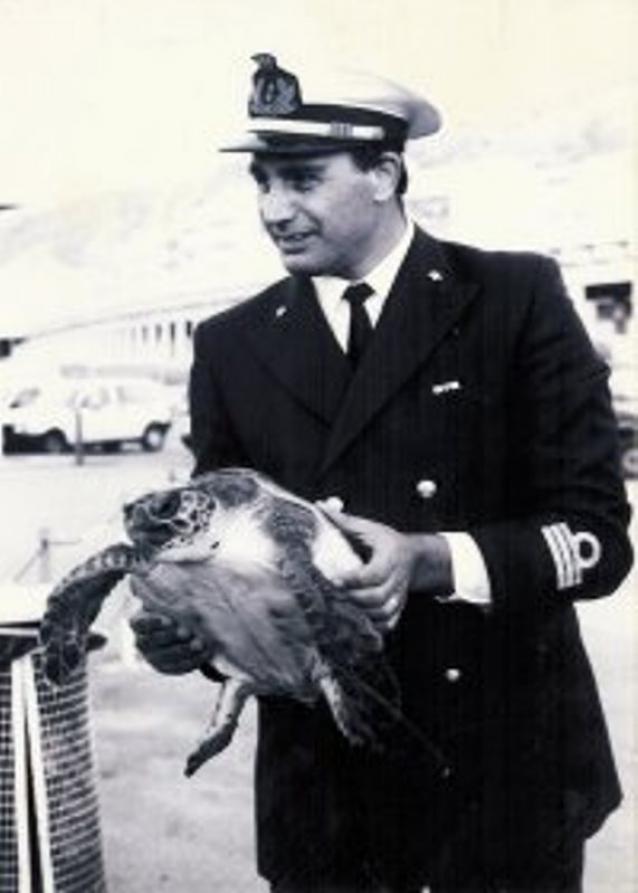 Il capitano Natale De Grazia